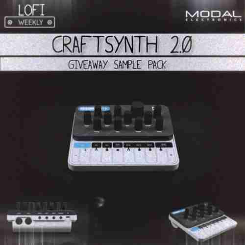 Modal Electronics CRAFTsynth 2.0 Free Sample Pack